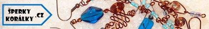 Šperky-Korálky.cz -tepané měděné šperky a bižuterie z korálků